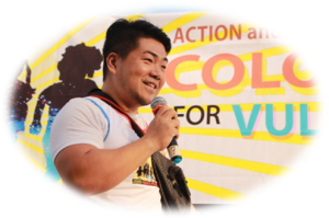 Mr. Hajime Yokota, ACTION's Founder